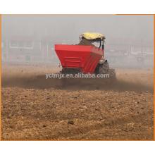 Espalhador de adubo de cal de uso agrícola de alta qualidade para tratores com melhor preço