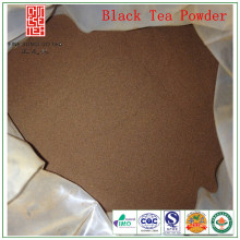 Black tea powder as drinking additives with high quality