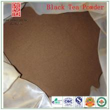 Chá preto em pó como beber aditivos com alta qualidade