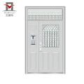 Стильная современная мода дизайн железных дверей