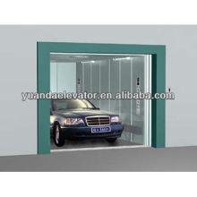 Yuanda high rise car lift