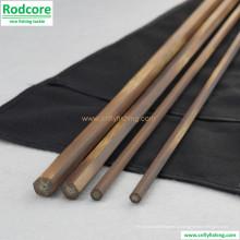 Espuma de bambu da mosca de Spey