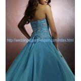 Aulic design wedding dress QU86032b