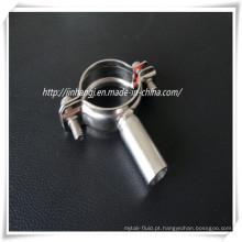 Cabide de aço inoxidável para tubos de aço inoxidável
