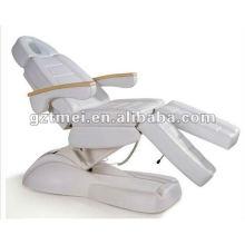 5 control de los mortors automatizados con la pierna dividió el equipo del salón de belleza de la cama del masaje