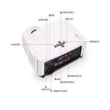 2016hot Verkauf LED LED 3D Projektor
