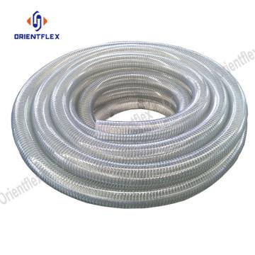 Steel wire weather resistance reinforced plastic hose