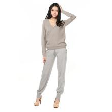 Ladies Fashion Cashmere Pullover (3082B-2013066)