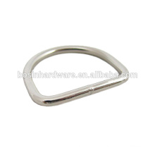 Art- und Weisequalitäts-Metall geschweißte 1 1/2 Zoll D Ring