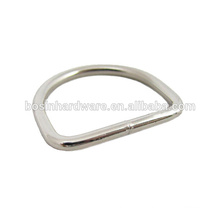 Fashion High Quality Metal Welded 1 1/2 inch D Ring