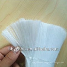 brush filaments pet, pp, pvc fibre, bristle