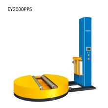 Envoltório elástico de rolo com ejetor automático