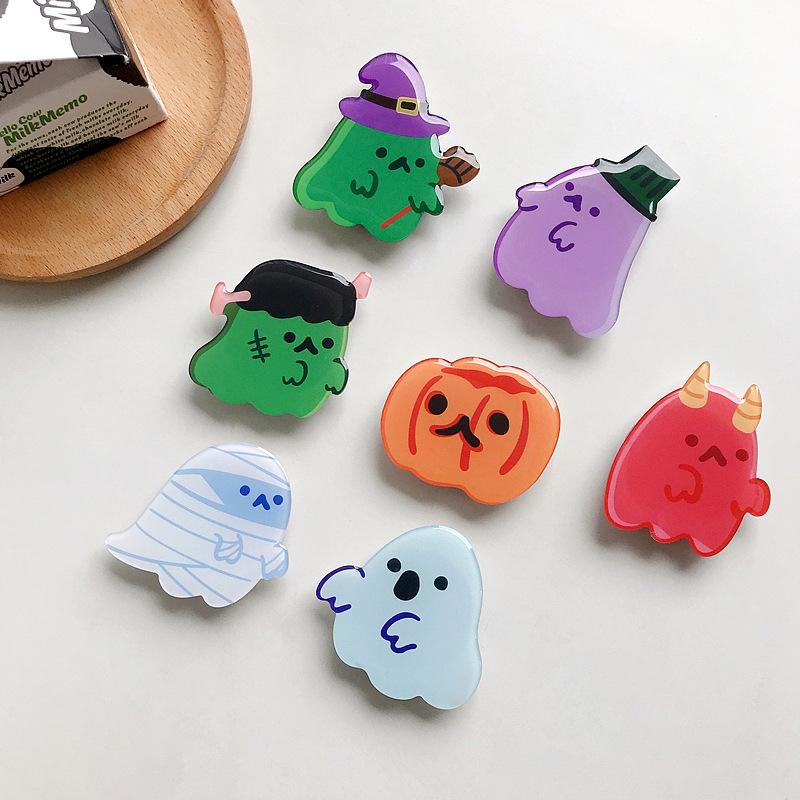 Halloween phone holder