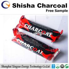 Charbon de narguilé rond / 33mm comprimés de charbon de chicha