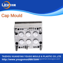 High quality edible oil bottle caps injection moulding