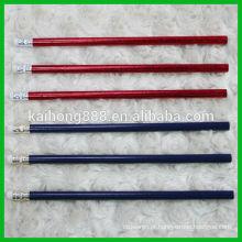 Lápis HB com cor de impressão com borracha