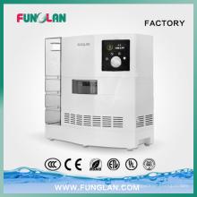 Purificateur d'air efficace avec technologie de lavage à l'air brevetée