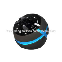 Portable Vibration Bluetooth Speaker, 10W Power, Microphone, Lithium Battery, Works with iPhone/iPadNew