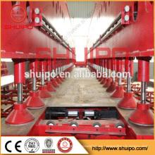 Shuipo Cutting Edge Bien realizado Metal Pipe Pipe Fabrication Machinery en venta