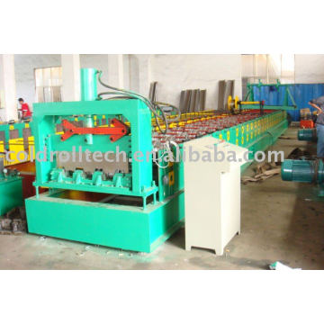 Construction Metal Deck Roll Forming Machine