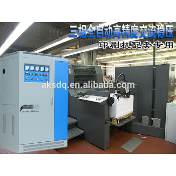 printer use Full-Automatic Compensated Voltage Stabilizer/Regulator Sbw-F-1600kVA/1800kVA/2000kVA/2500kVA