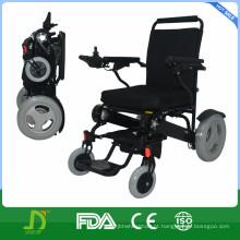 Cadeira de rodas elétrica dobrável de luz do aeroporto