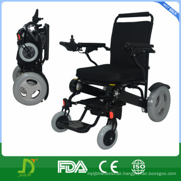 Airport Light Folding Electric Power Wheelchair