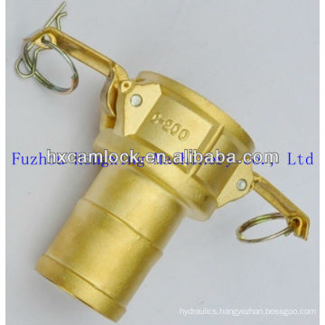 Camlock and Coupling