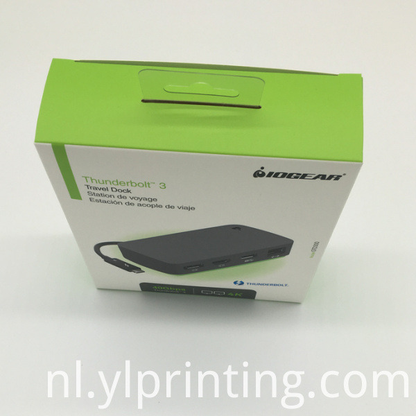 Color Printing Box