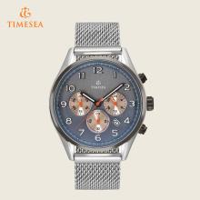 Men′s Classic Chronograph Watches Men Water Resistant Watch 72400