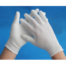 anti static U3 ESD PU coated working gloves