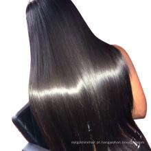 Fornecedor de cabelo dropship por atacado, 100% remy extensões de cabelo humano peruano, 10a grau de cabelo peruano na china