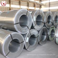 Semi-orgânicos isolados de aço laminado a frio laminado a frio não de grãos de silício na bobina de aço elétrico Fabricante