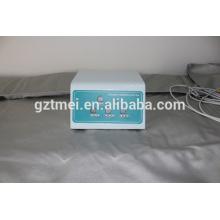 3 zone far infrared sauna heated blanket body wrap slimming machine
