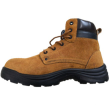 Hot Selling Anti Smashing Puncture Resistant genuine leather labour Safety footwear Shoes giasco safety shoes s3