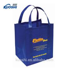 saco de compras não tecido do saco