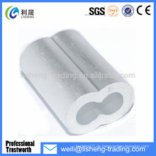 Multipurpose US Typ 8 Typ Hülsen Aluminium Oval Ärmel