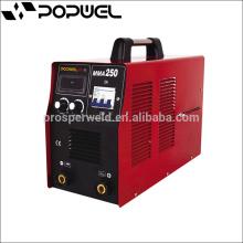 LIBO A1 inversor portátil ARC máquina de soldadura preço Mosfet MMA250