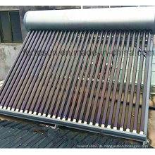Nichtdruck-Evakuierter Rohr-Solarwarmwasserbereiter