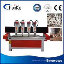 Máquina de ranura de múltiples funciones para el trabajo de madera