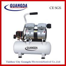 Compressor de ar livre de óleo CE SGS 9L 480W (GDG09)