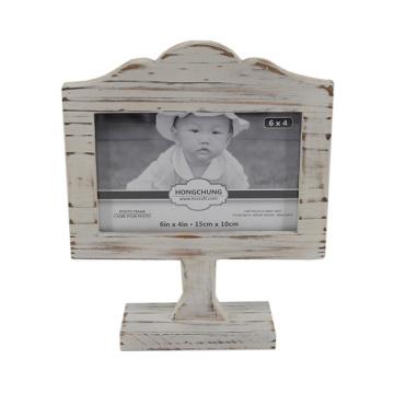Wooden New Design Photo Frame for Standing
