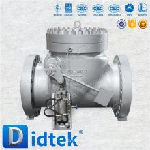 Высококачественный 100% испытанный обратный клапан с медленным закрытием природного газа