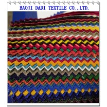 OEM/ODM for T/C Washed Yarn Dyed Fabric TC 90/10 All kinds of dyeing cloth pocket export to Bhutan Exporter
