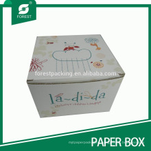Color Printing Corrugated Box Wholesale