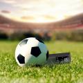 Football Air Pump Smaller Than iPhone 12 Pro