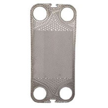 Durchfluss- oder Blindplatte Sondex S22 für Wärmetauscher (kann Sondex ersetzen)