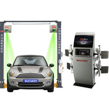 All Wheel alignment met HD-camera's