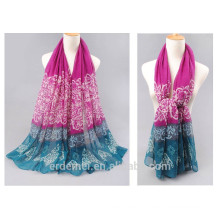 2014 new styles fashion voile scarf women's cotton shawl