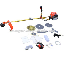 China Best 65cc 7 in 1 multifunction petrol brush cutter,kawasaki engine brush cutter,brush cutter 52cc